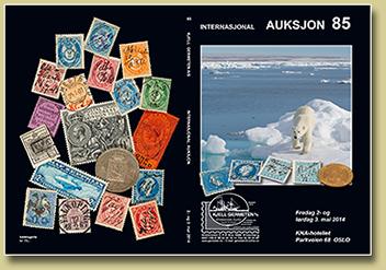 stamp auction catalogue